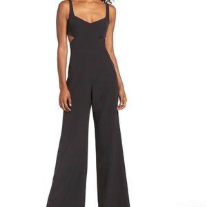 Jay Godfrey Daisy Cutout Jumpsuit- size 12